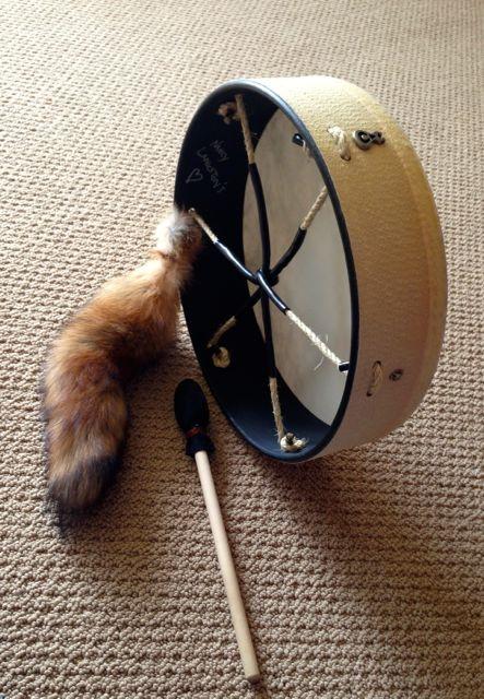 Modern Shaman's Drum