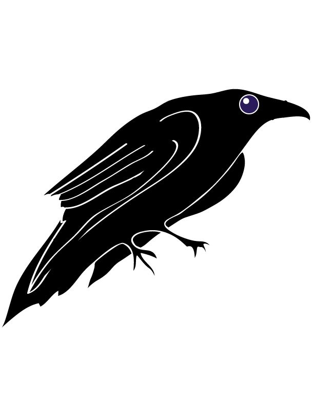 Raven Eye by Henry Percy