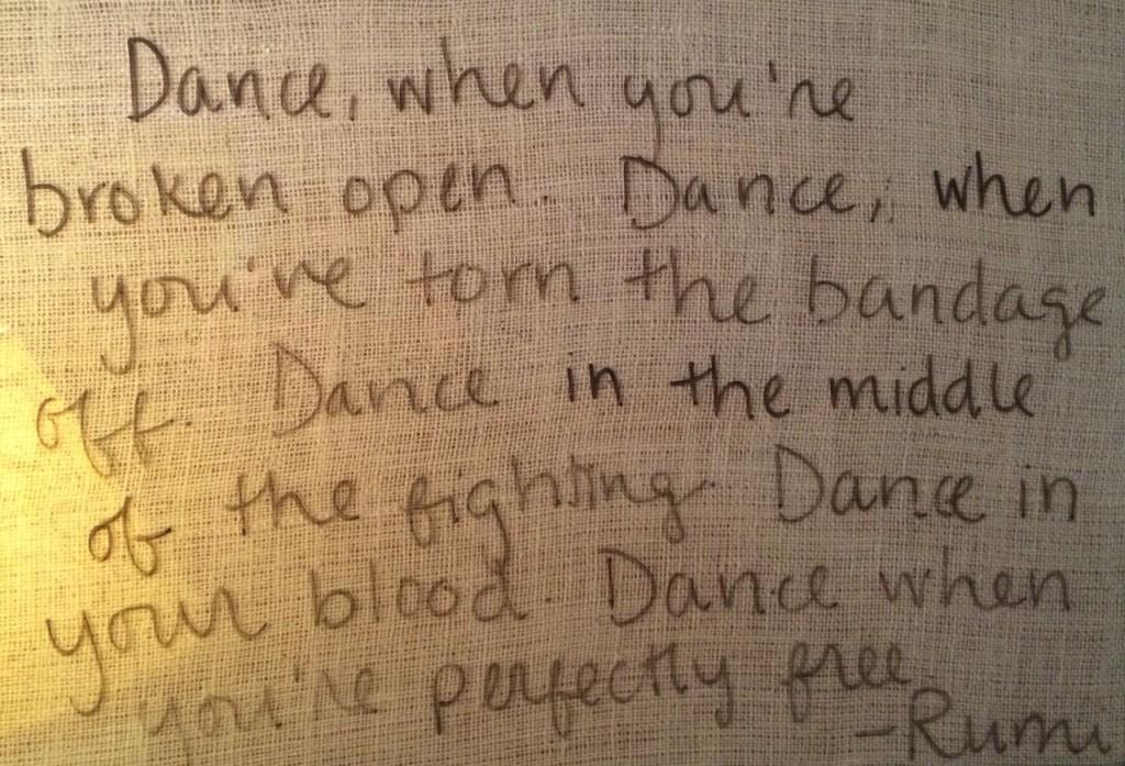 Rumi Dance