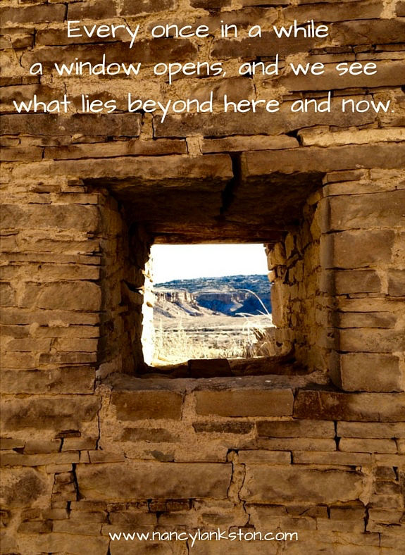 Chaco Window to Beyond